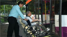 wheelchair transportation